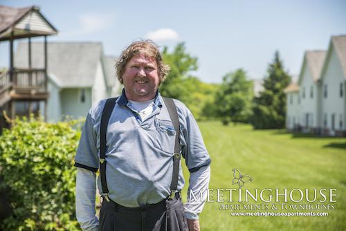 Photo of John Scheck