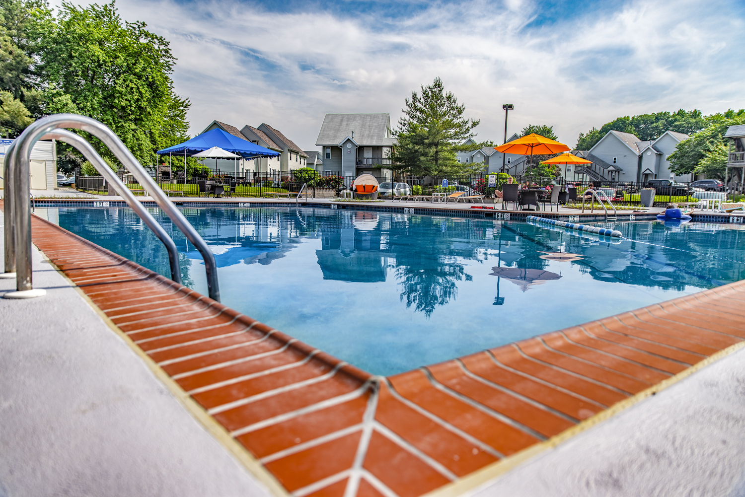 Meetinghouse Apartments Swimming Pool